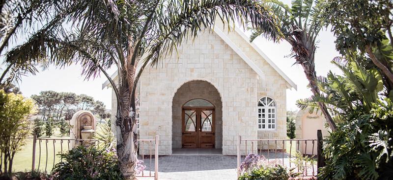 Enclosed Chapel